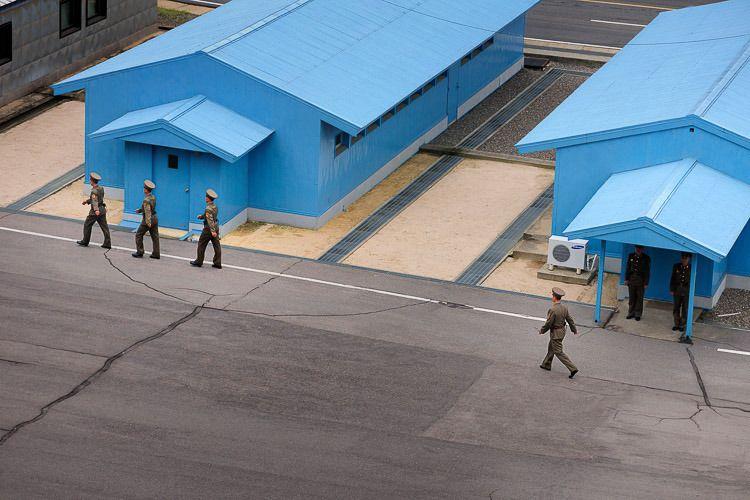 북한의 일상적인 모습 촬영 사진작가 - David De Vleeschauwer