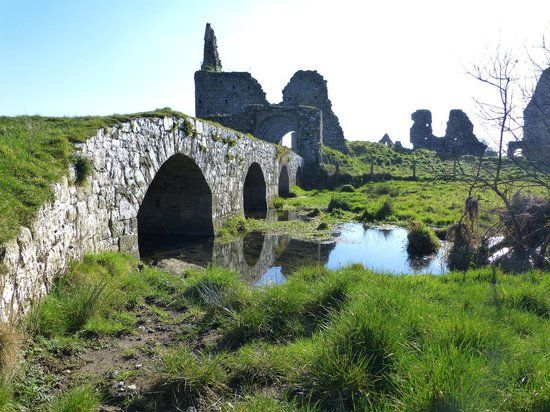 Athassel Priory, Tipperary Picture: The bridge