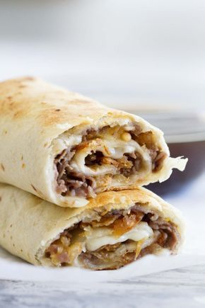 Photo of French Dip Tortilla Roll Ups – Easy Summer Dinner Idea – Taste and Tell