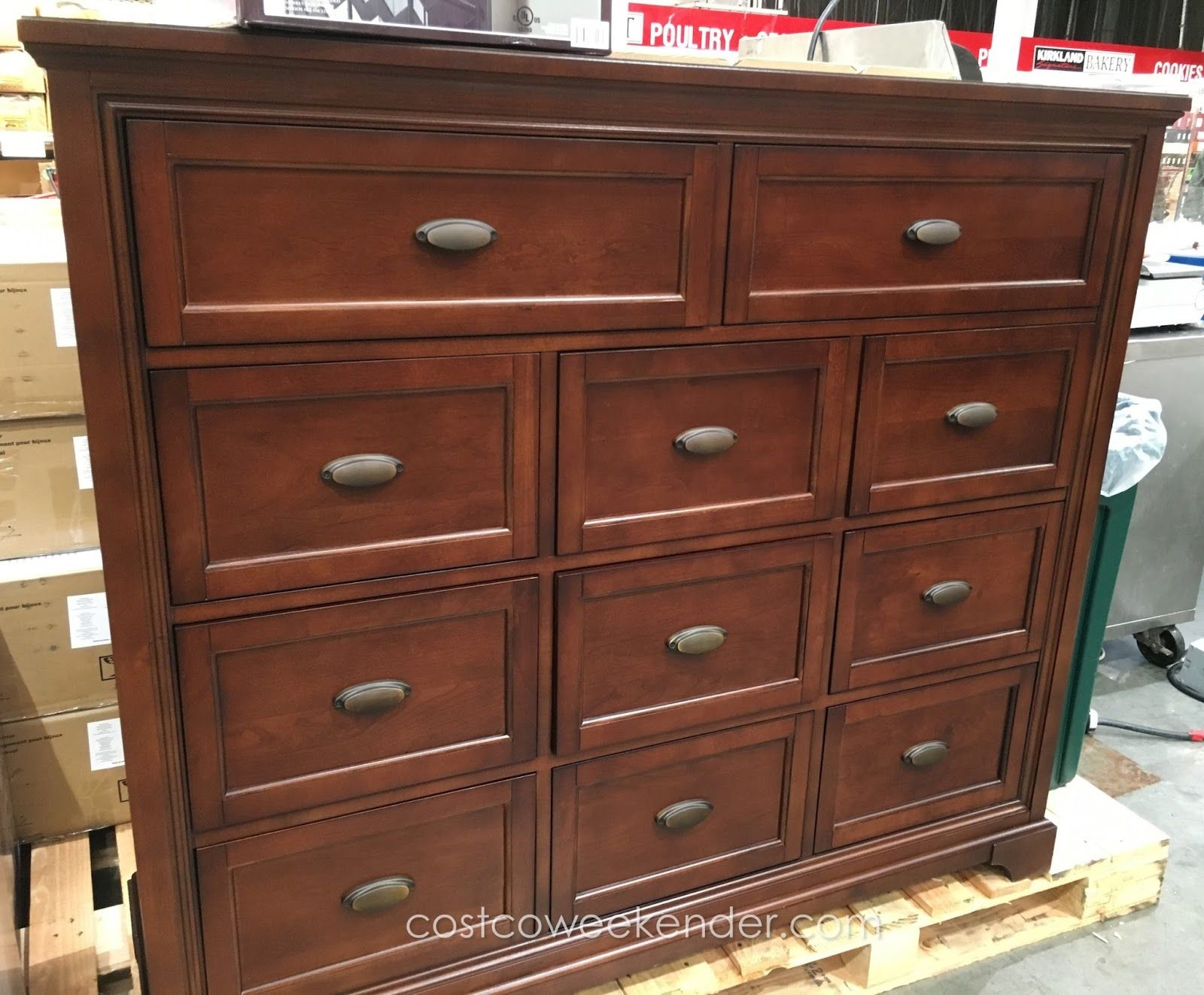 Universal Furniture Broadmoore Gentleman S Chest At Costco Home