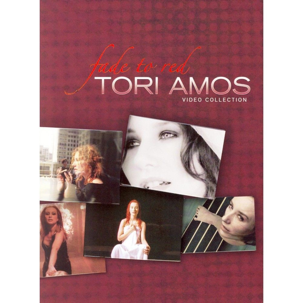 Tori Amos: Fade to Red Video Collection (dvd_video)