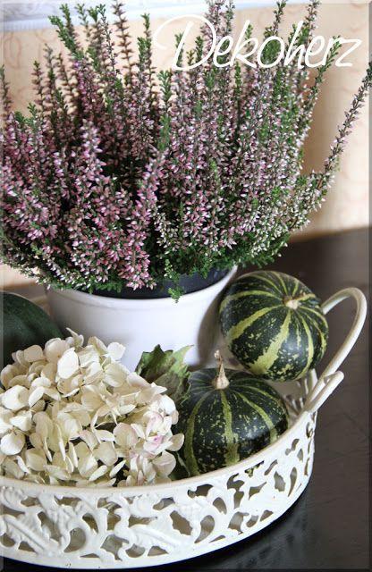 Herbst Herbst Pinterest Herbst, Herbstdeko und Deko herbst - herbst deko ideen fur ihr zuhause