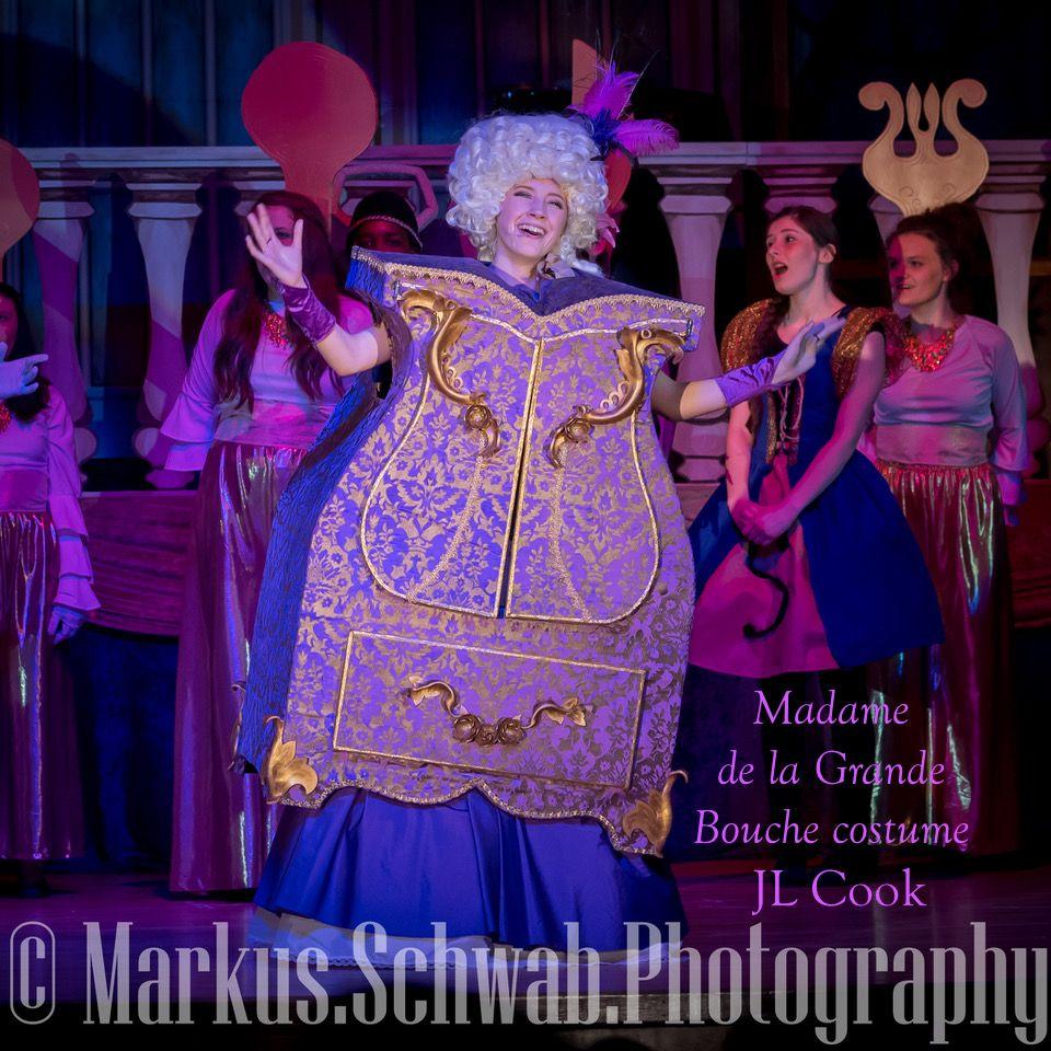Madame De La Grande Bouche The