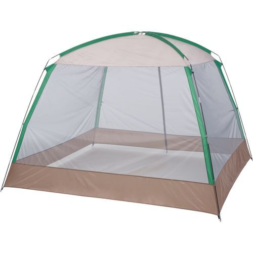 The Magellan Outdoors 10 X 10 Screen House Features 3 Mesh Walls And 1 Zippered Door Screen House Screen Tent House Tent