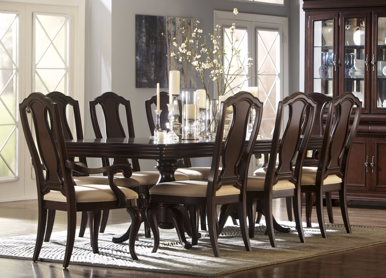 Dining Room Table Chairs Haverty S Orleans Dining Room Decor