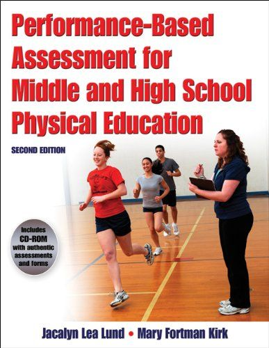 Physical Education Activities And Gym Games for Grade School - performance assessment
