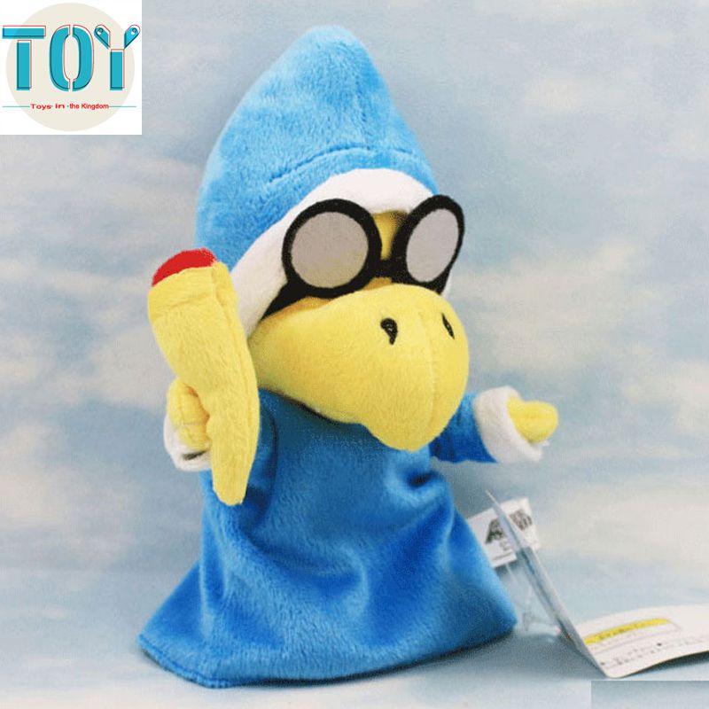"7/"" Little Buddy Super Mario Porcupuffer Plush Doll Toy"