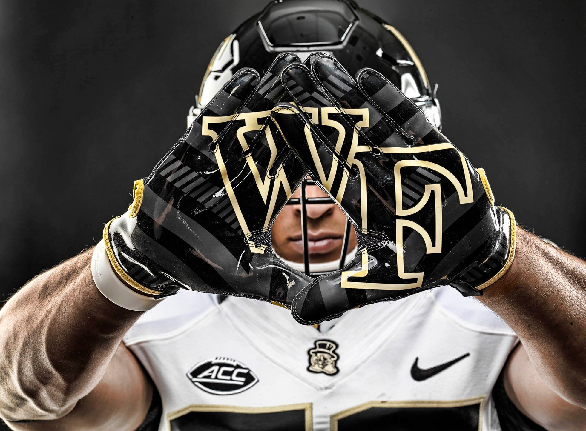 Wake Forest Football 2015 Uniform Unveiling Sports