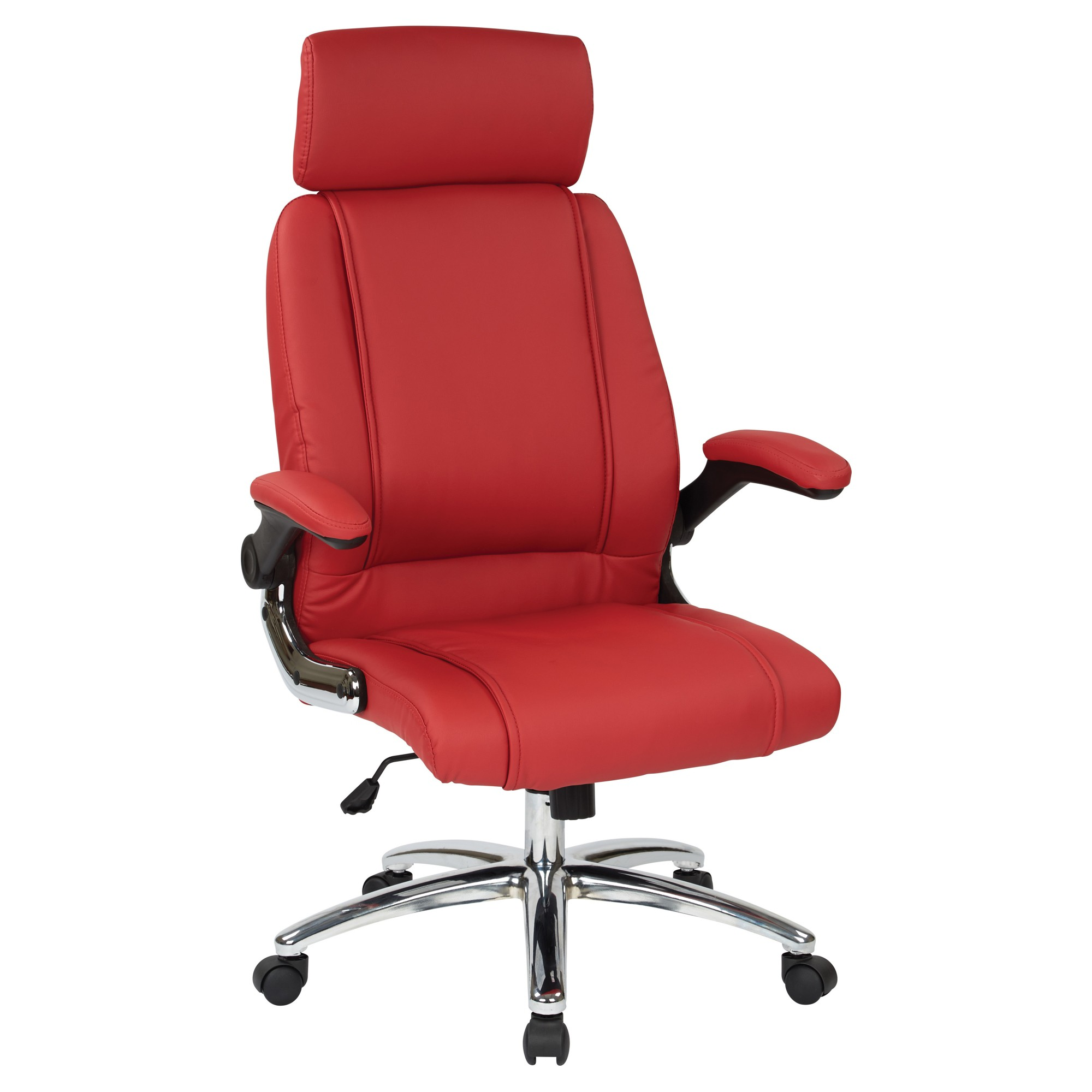 Executive Chair Red Work Smart Executive chair, Work