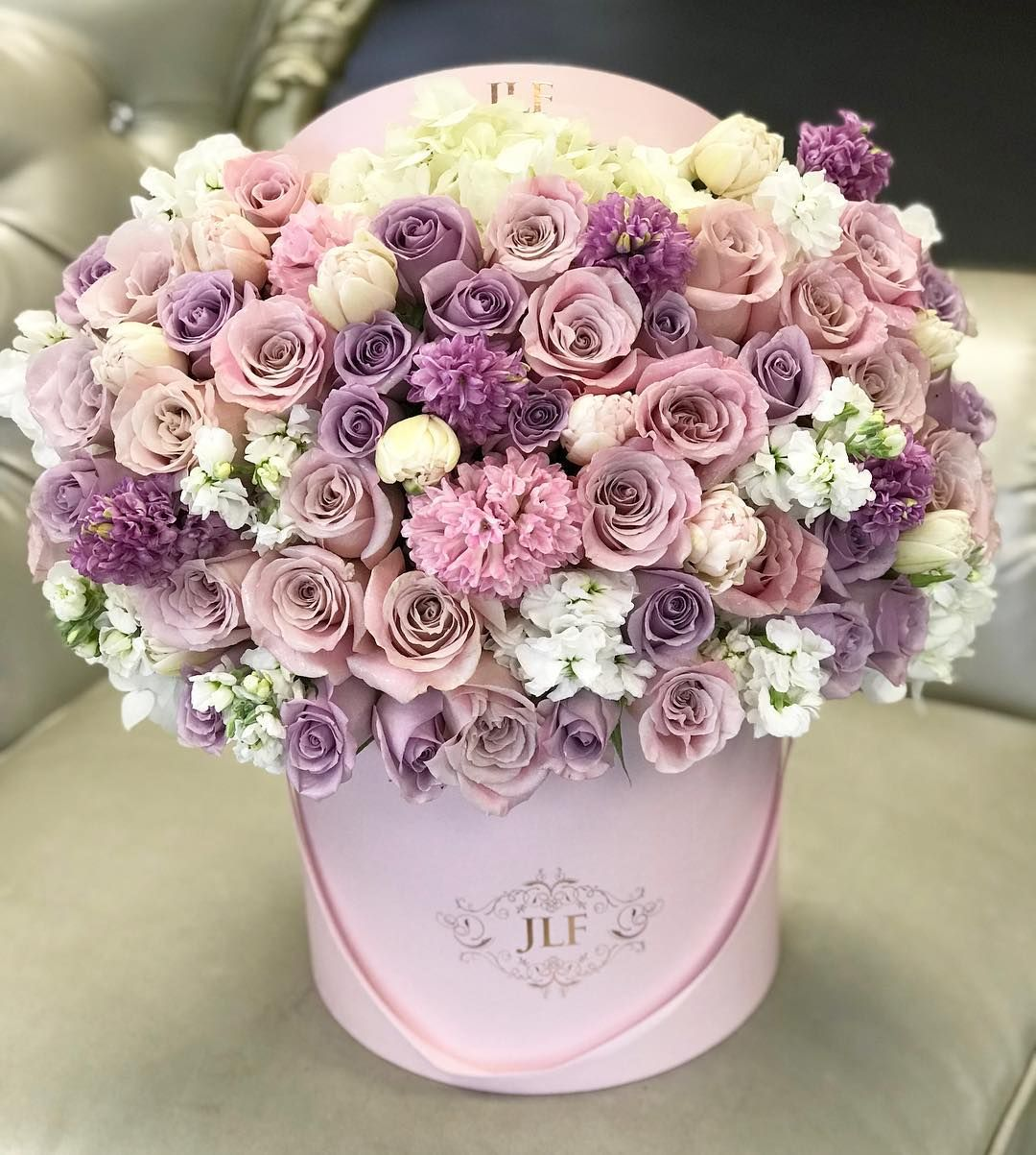 "J'Adore Les Fleurs JLF on Instagram ""Sweet colors for"