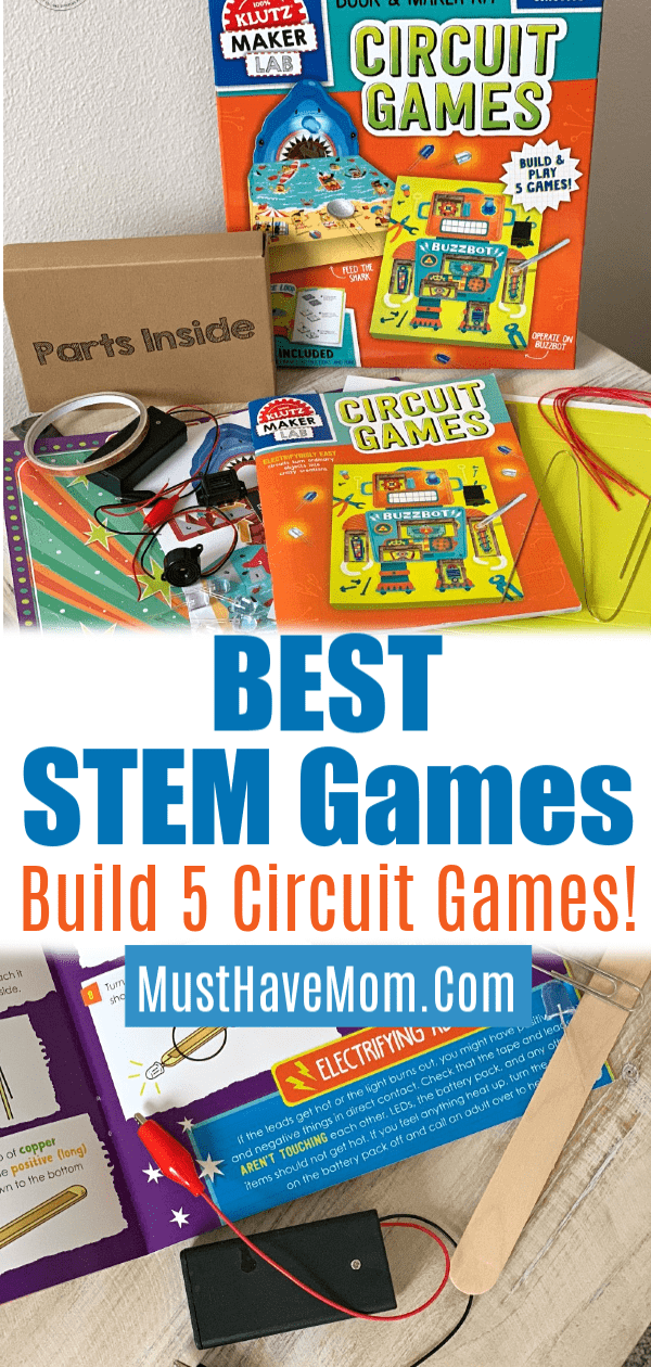 BEST STEM Toys 2018 Includes THIS Stem Game Set! #stemactivitieselementary