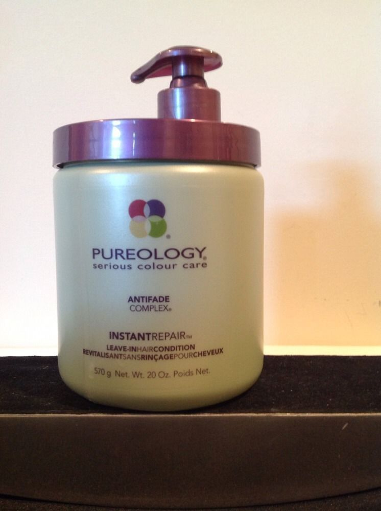 Pureology Essential Repair Leave In Conditioner 20 oz New. Rare