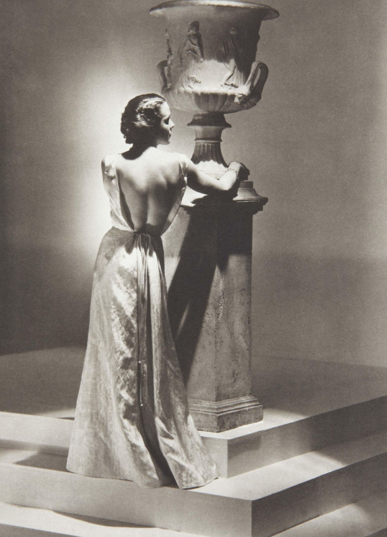 Evening dress by Elsa Schiaparelli, 1934.