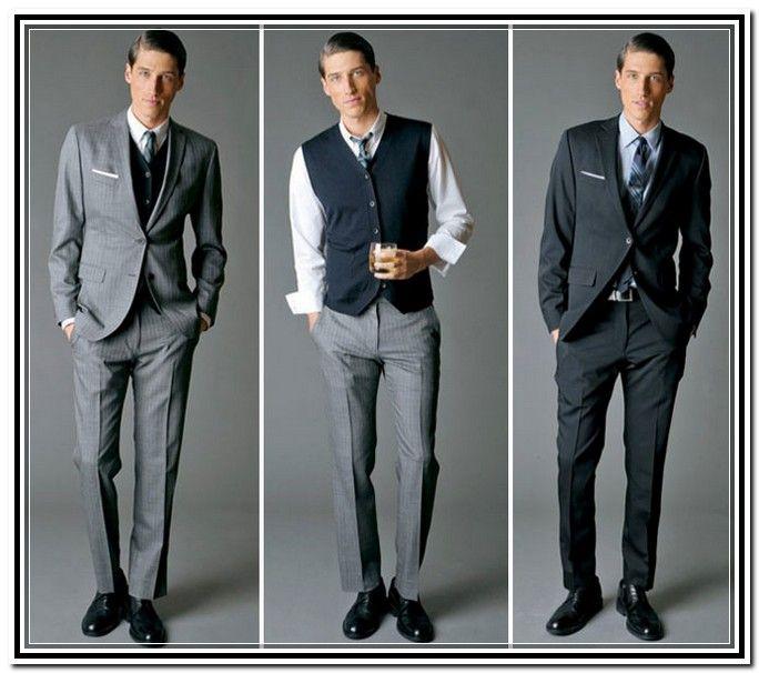 Summer Wedding Suit Ideas For Guest: Men's Wedding Guest Outfit Ideas For Spring And Summer