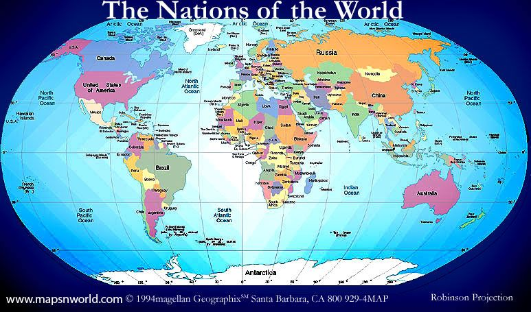Politico Mapa Del Mundo Mapa Politico Mundial Mapa Mundi Mapa