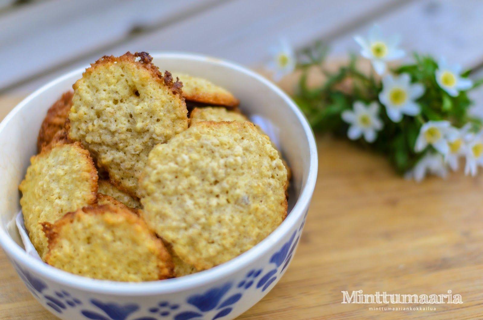 Minttumaarian kokkailua: Herkulliset ja helpot kauralastut