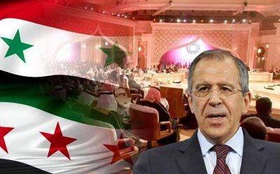 سورية والربيع العربي وخفايا ماوراء الكواليس بالصراع الروسي الامريكي Held