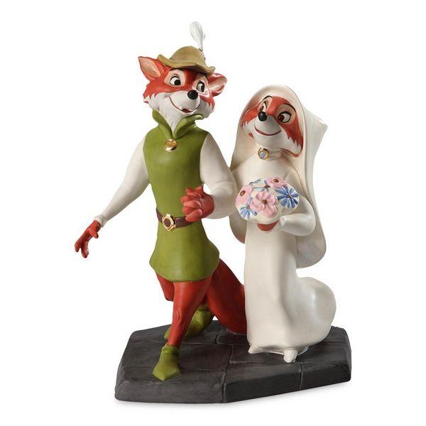Robin Hood Merry Wedding Cake Topper