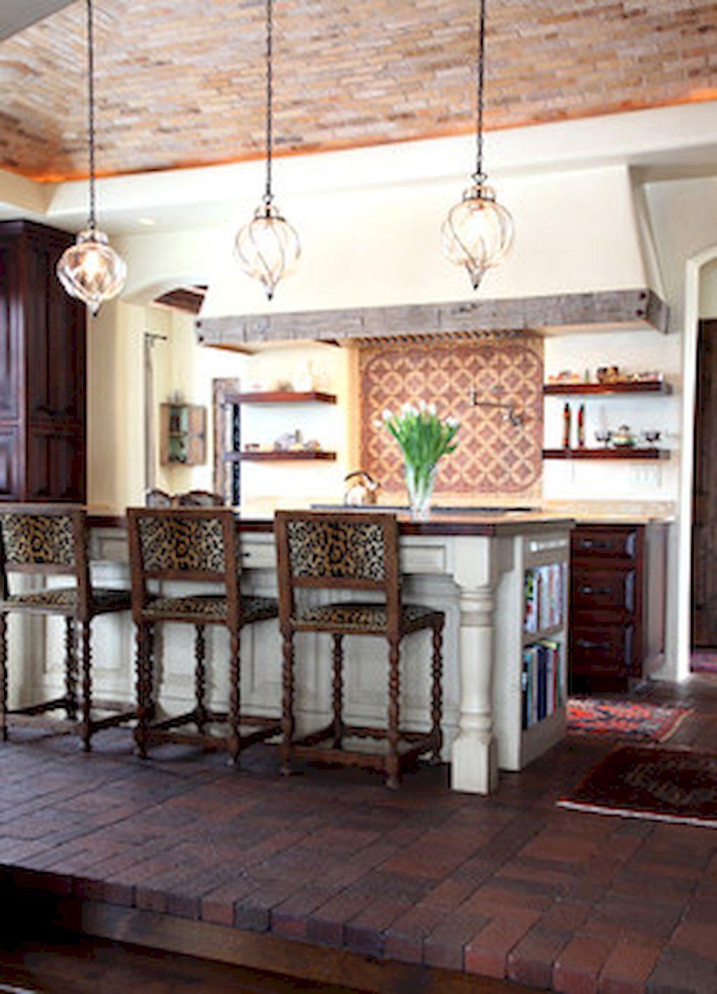 75 Simple Spanish Style Kitchen Apartment Decor Ideas Kitchen