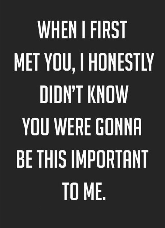 I Love You Quotes For Her From The Heart When I First Met You  Tap To See More 'i Love You' Quotes That Will