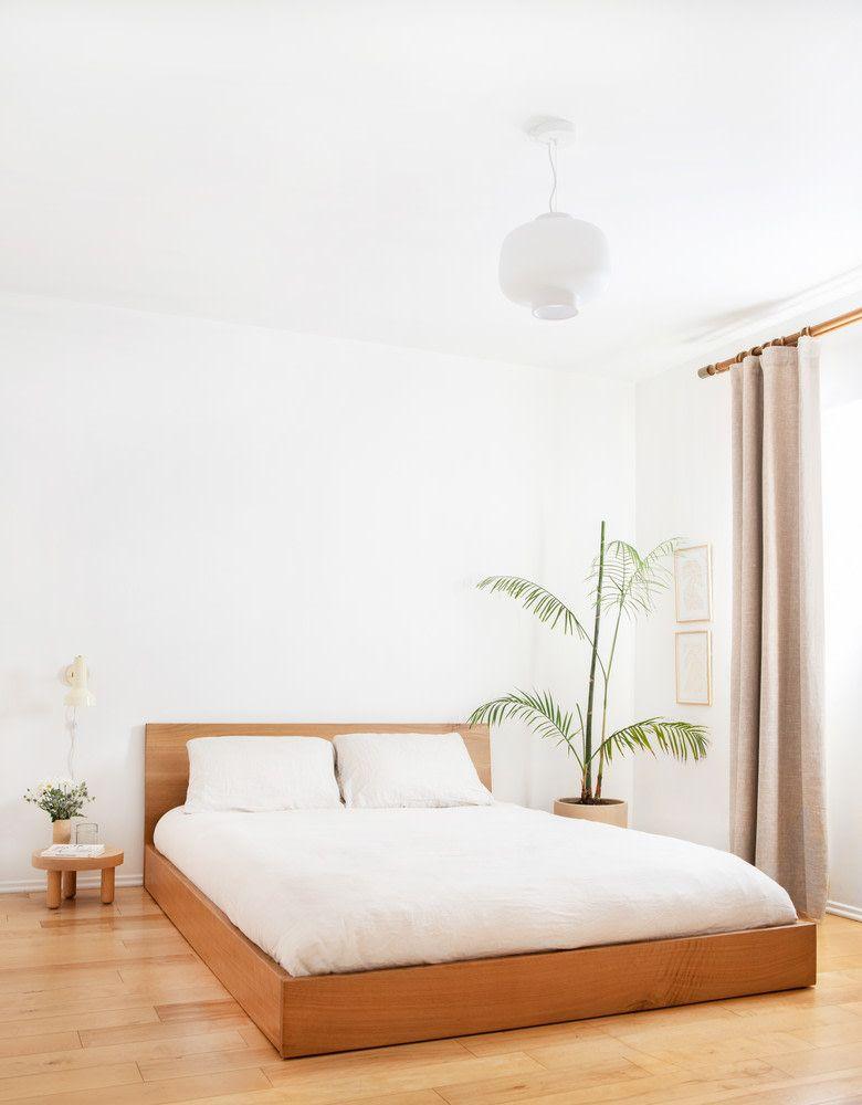 La Homepolish Apartment With Airy Minimalist Design Bedroom