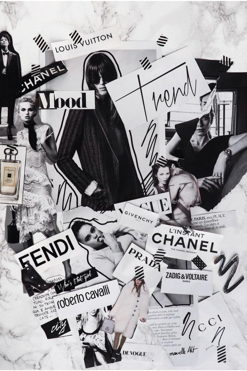 Personal Style Beauty Collage Ideeen Wallpaper Achtergronden