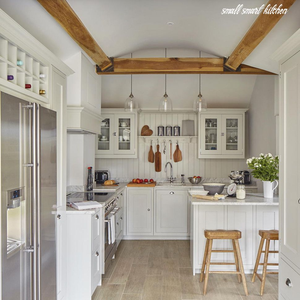 The Modern Rules Of Small Smart Kitchen In 2020 Tiny Kitchen Design Small Kitchen Decor Kitchen Designs Layout