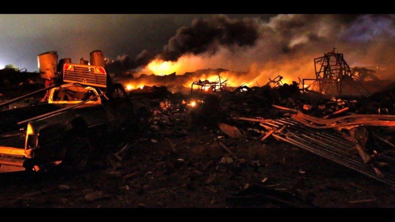 West Texas fertiliser plant explosion ruled arson