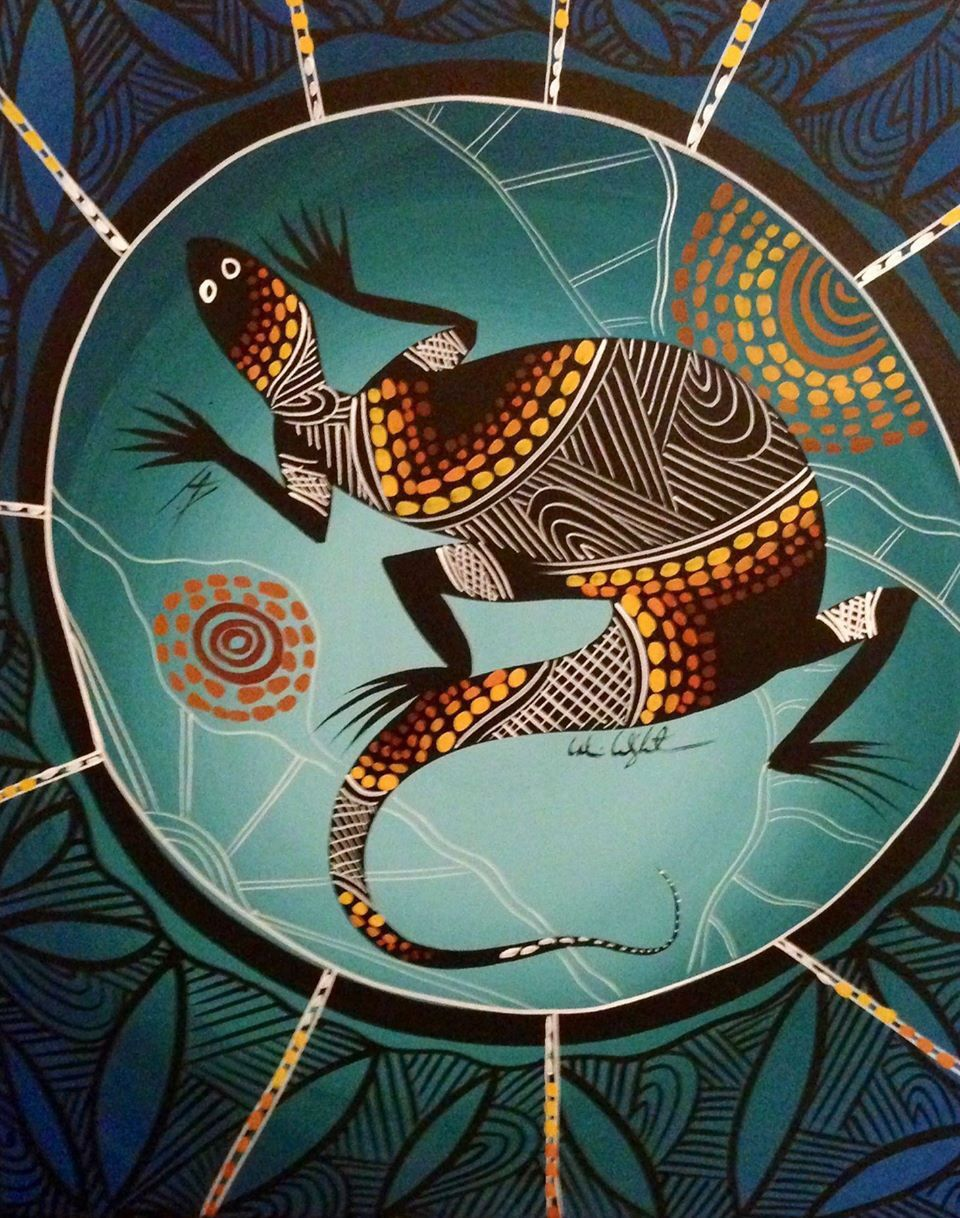 artlandish aboriginal art gallery would like to showcase this fine