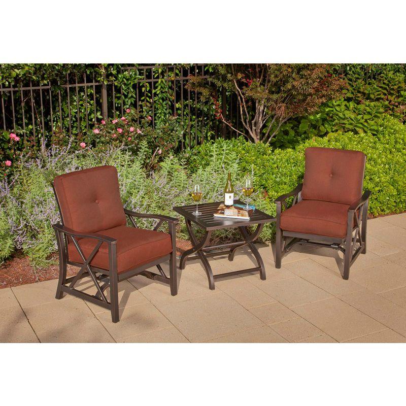 Havana 3 Piece Set Backyard, Patio Furniture Albuquerque Nm