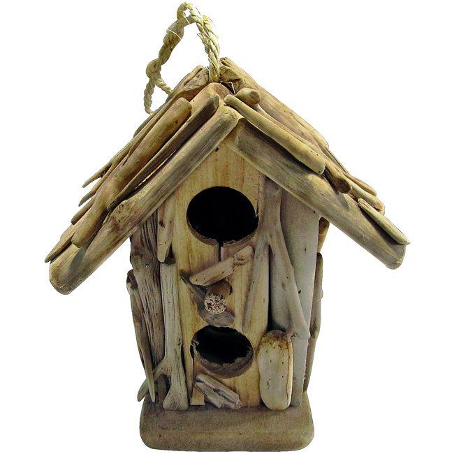 Another bird house idea also houses kits rh pinterest