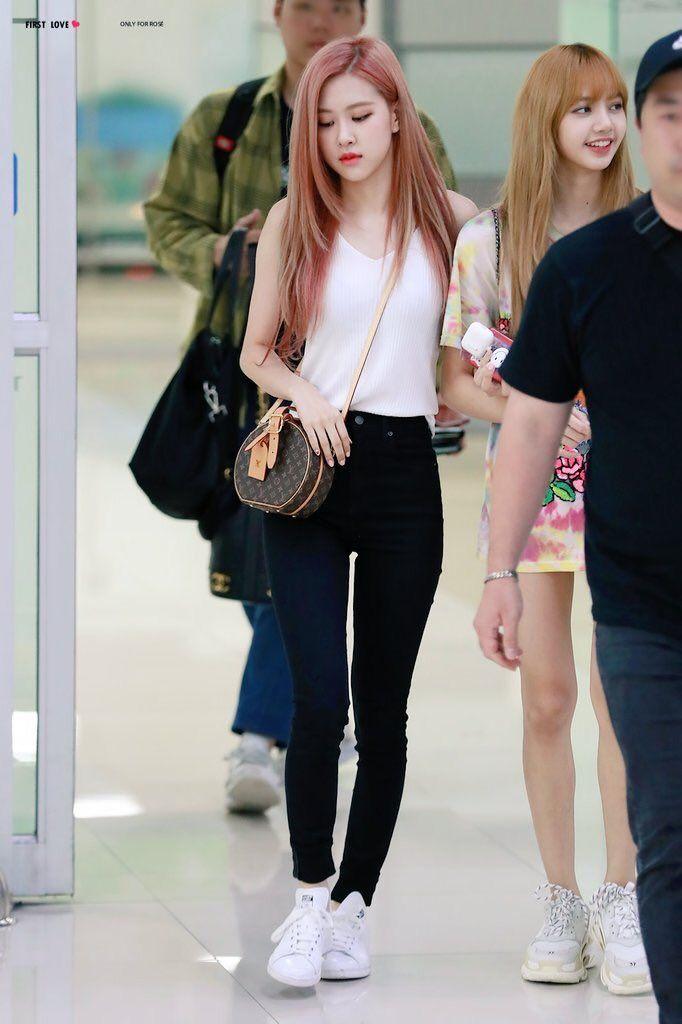 Bellos 3 Blackpink En 2019 Moda Coreana Blackpink Outfits Y