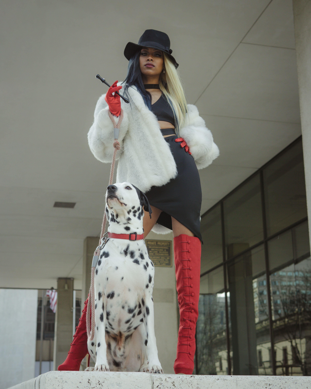 Cruella De Vil Cosplay Shot By Kickass Designs Instagram Com