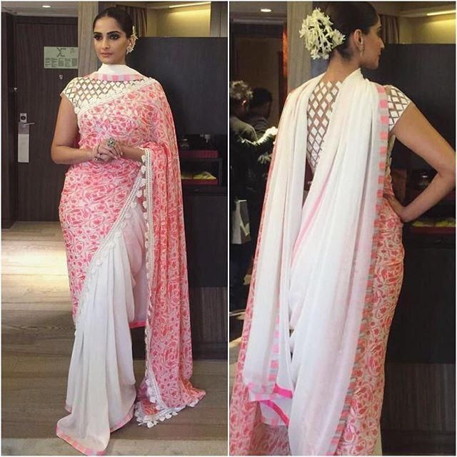 dd3db92e70b Nice Amazing Designer Traditional Indian Partywear Saree Ethnic Bridal  Bollywood Sari Dress 2018 Check more at