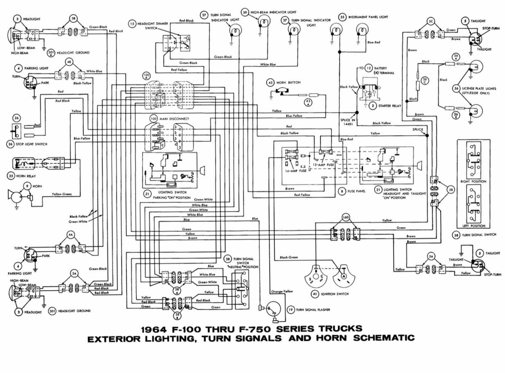 Pin By Samantha Unverferth Urban On 65 F100 Diagram Wiring Diagram Kenworth
