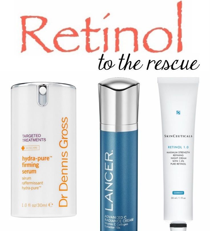 8 Over The Counter Retinol Creams For Every Skin Type Retinol Cream Anti Aging Skin Products Retinol