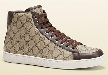 separation shoes 532d5 a3fbb Gucci Sneaker High top für Damen und Herren – Luxus Schuhe ...