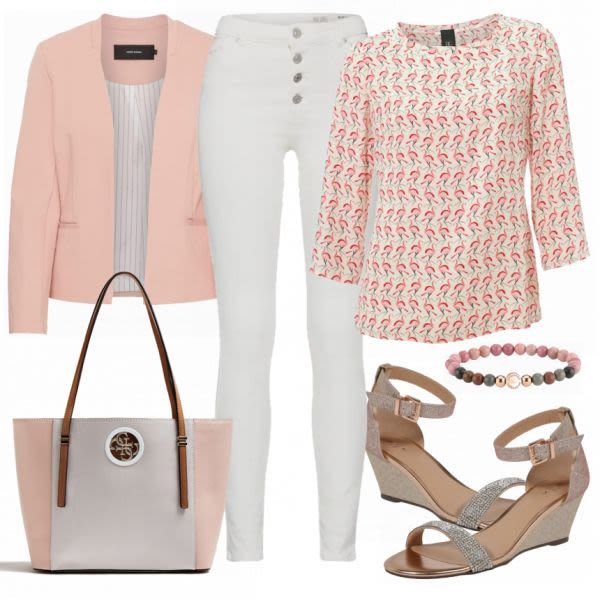 Business Outfits: Heine Style bei