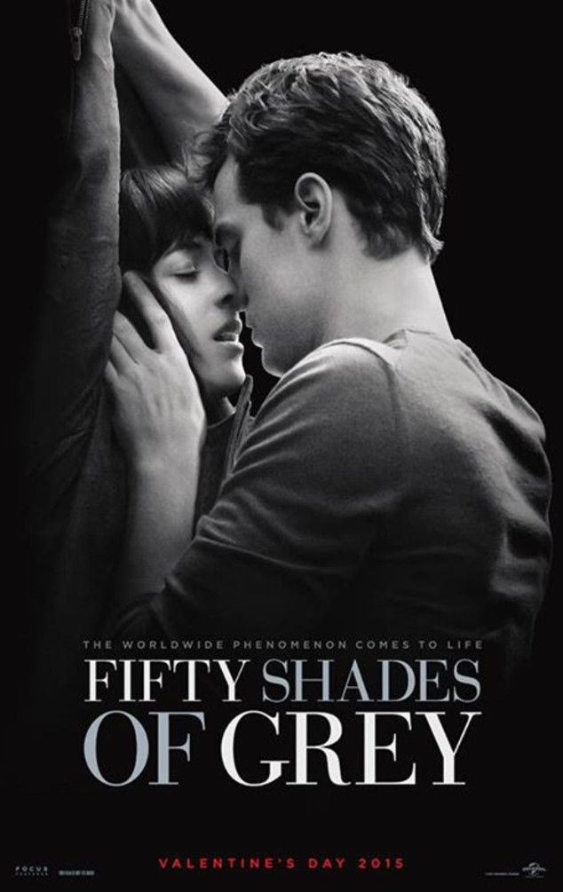 """Third Fifty Shades of Grey Trailer Asks, """"Do You Trust Me?""""—Watch the Video!  Fifty Shades of Grey, Poster"""