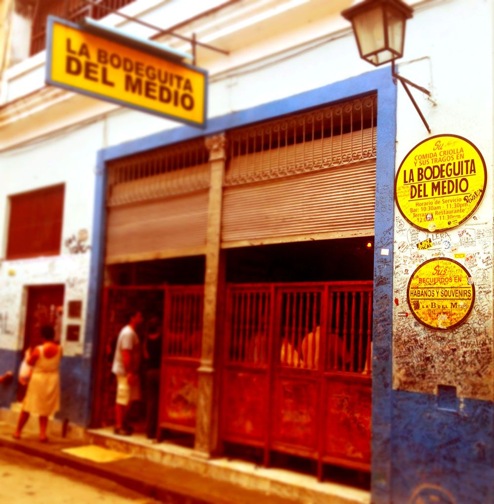 La Bodeguita Del Medio Havanna Cuba Cuba Beautiful Islands Key West