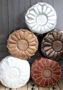 Marokkolainen pouffi