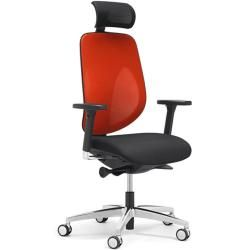 Photo of Office chair Giroflex 353 3D mesh back Ks On selection color options Giroflex