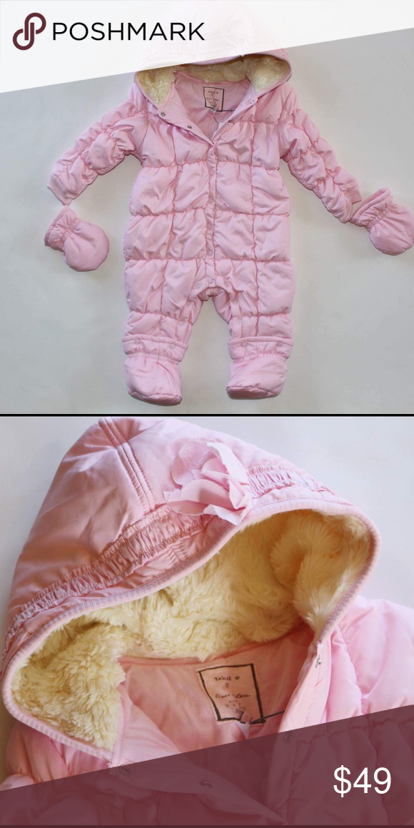 1dbba2219 Taille O baby girls snow suit Available in three sizes 6