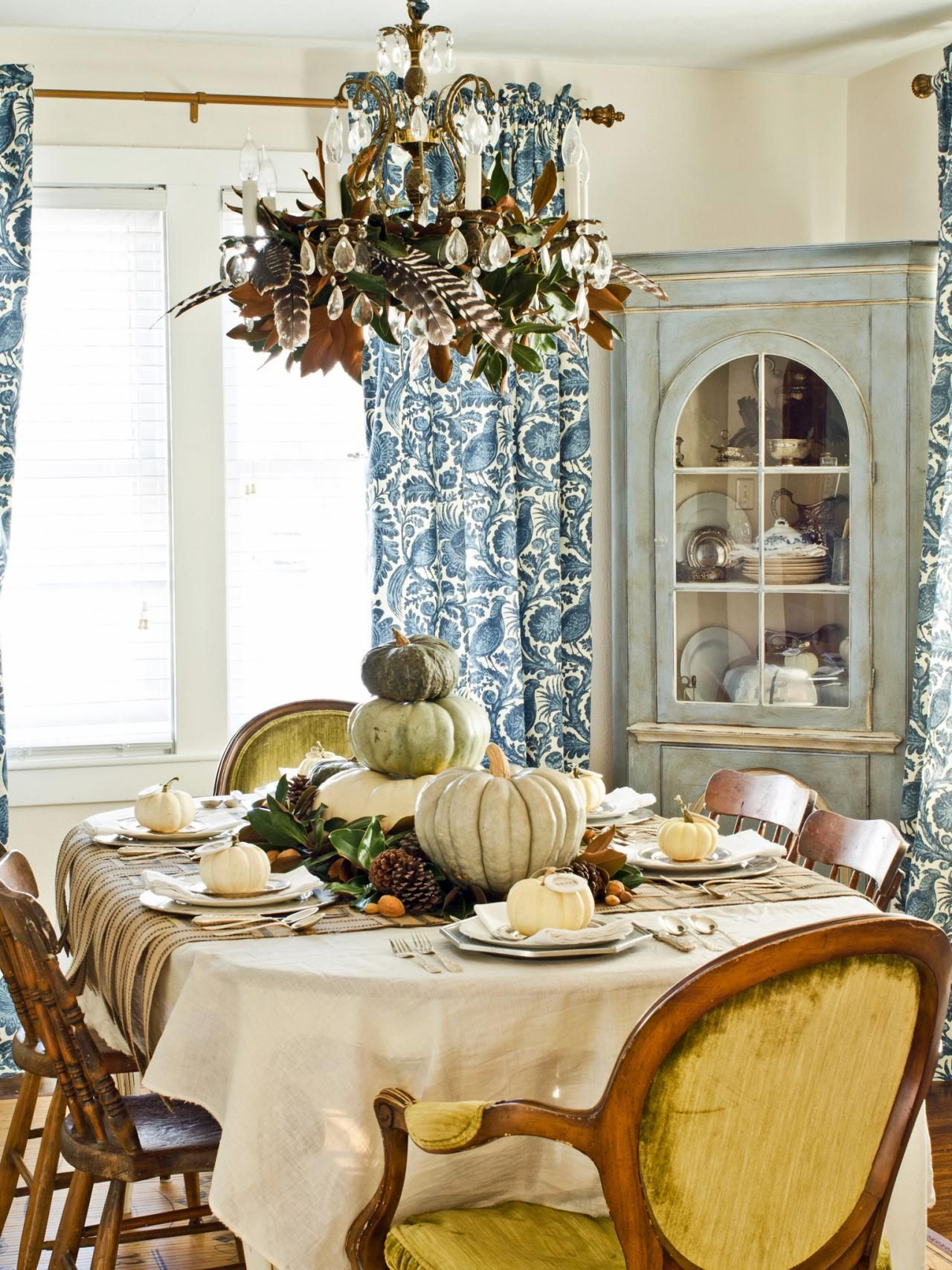13 Rustic Thanksgiving Table Setting Ideas