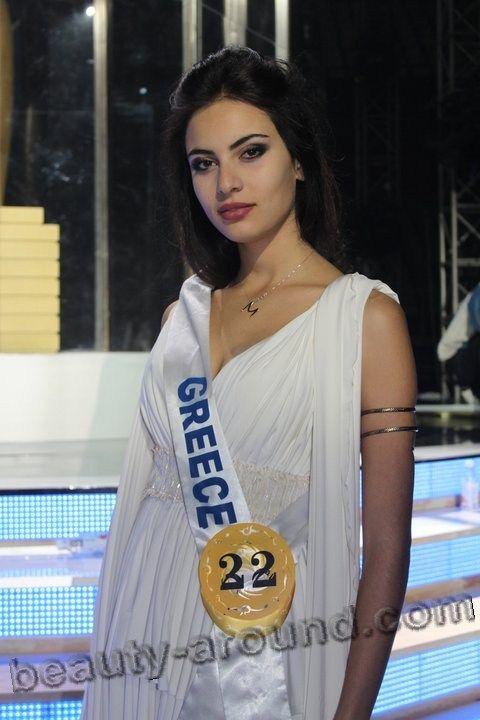 Top-20 Beautiful Greek Women Photo Gallery  Greek Women -8934