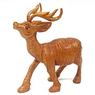 Wooden Animals Wooden Camel Horse Deer Cow