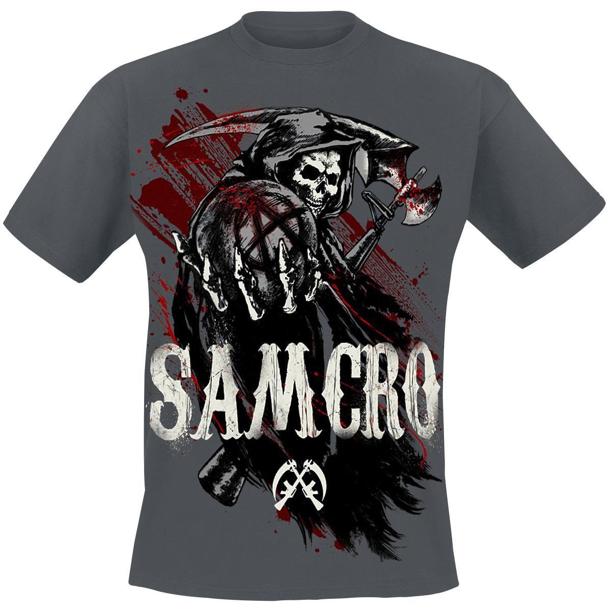 Samcro T-paita koko L 22,99€