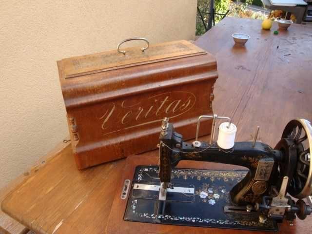 machine coudre veritas antiquit s brocante et objets. Black Bedroom Furniture Sets. Home Design Ideas