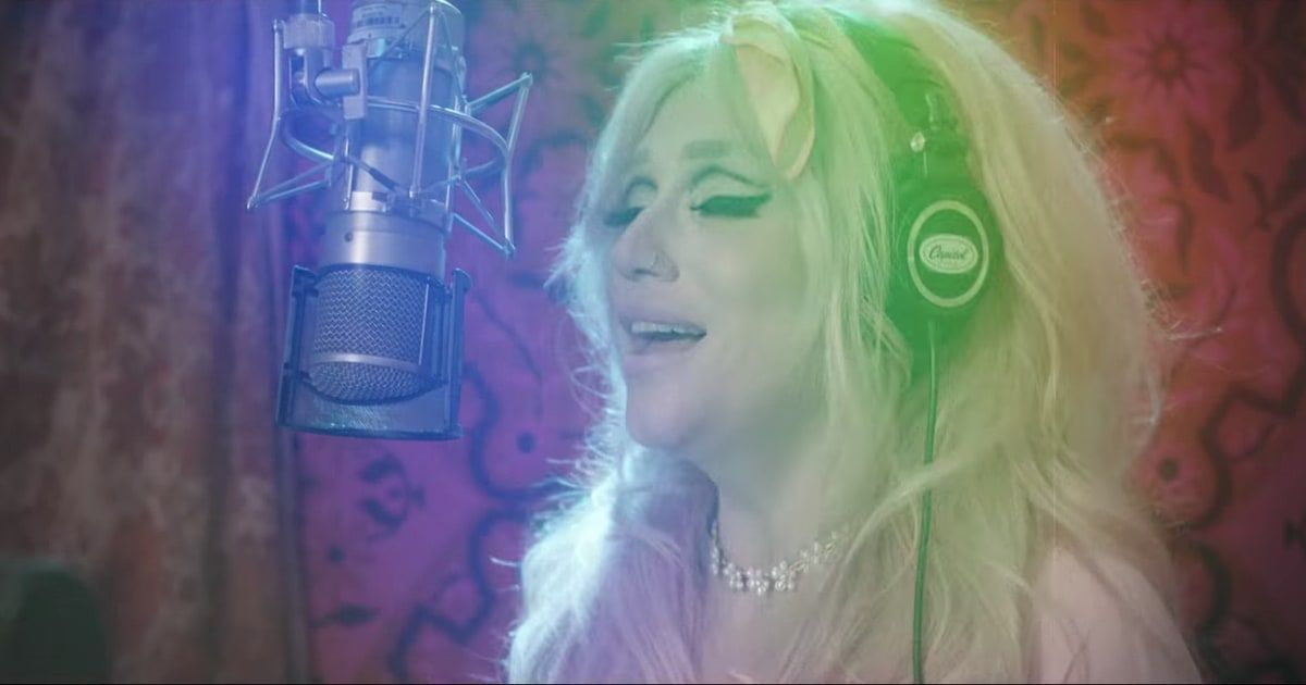 Kesha Opens Up About New u0027Rainbowu0027 Video in Personal Essay - personal essay