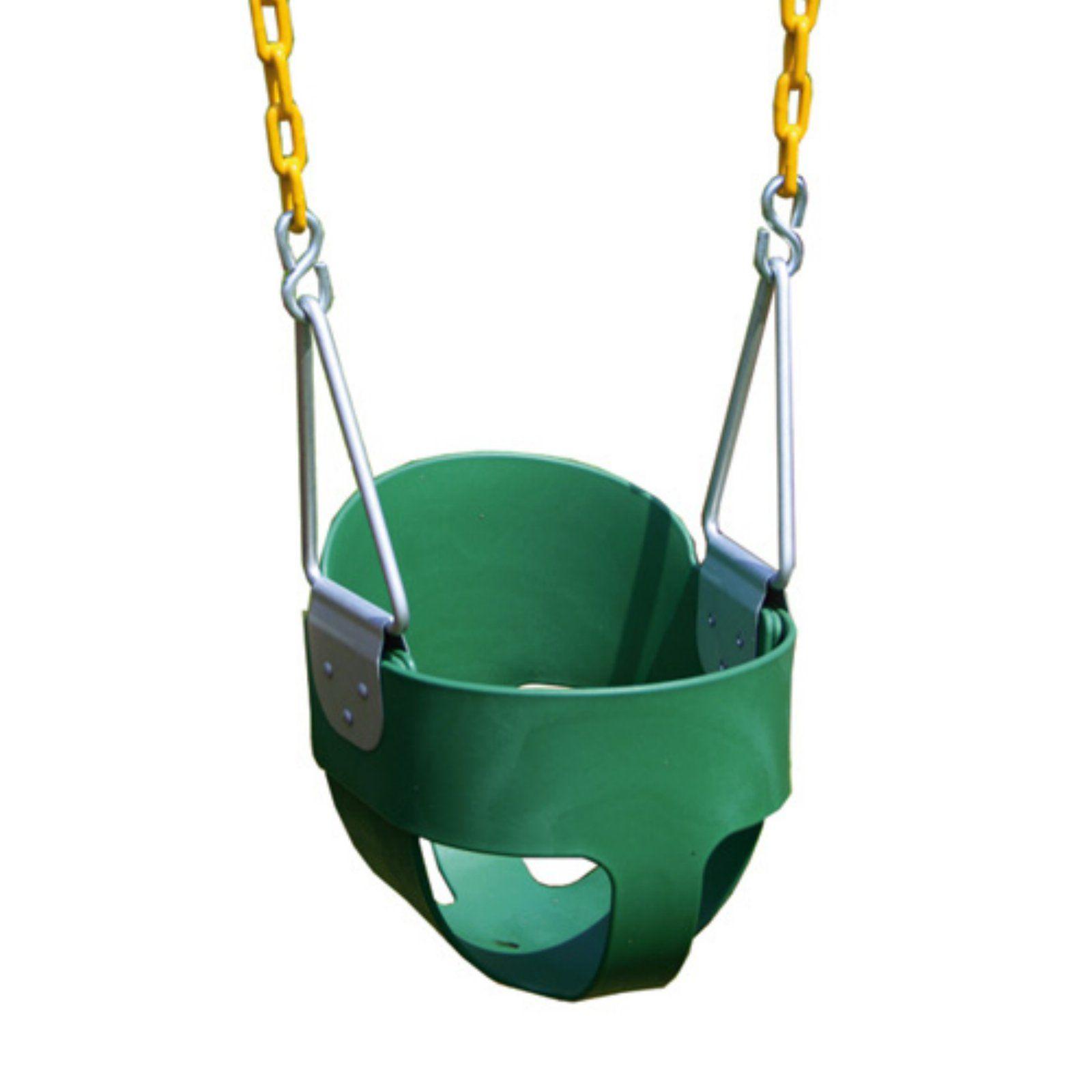 Eastern Jungle Gym High Back Full Bucket Infant Swing